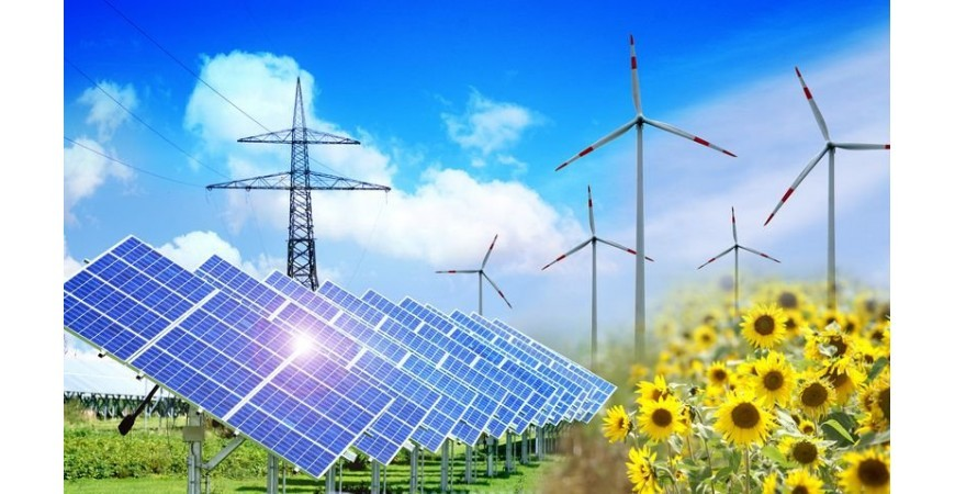 Альтернативная энергетика 2017